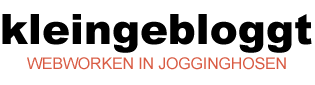 kleingebloggt Logo